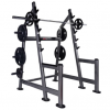Deeply squat rack