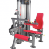 Thin leg extension machine